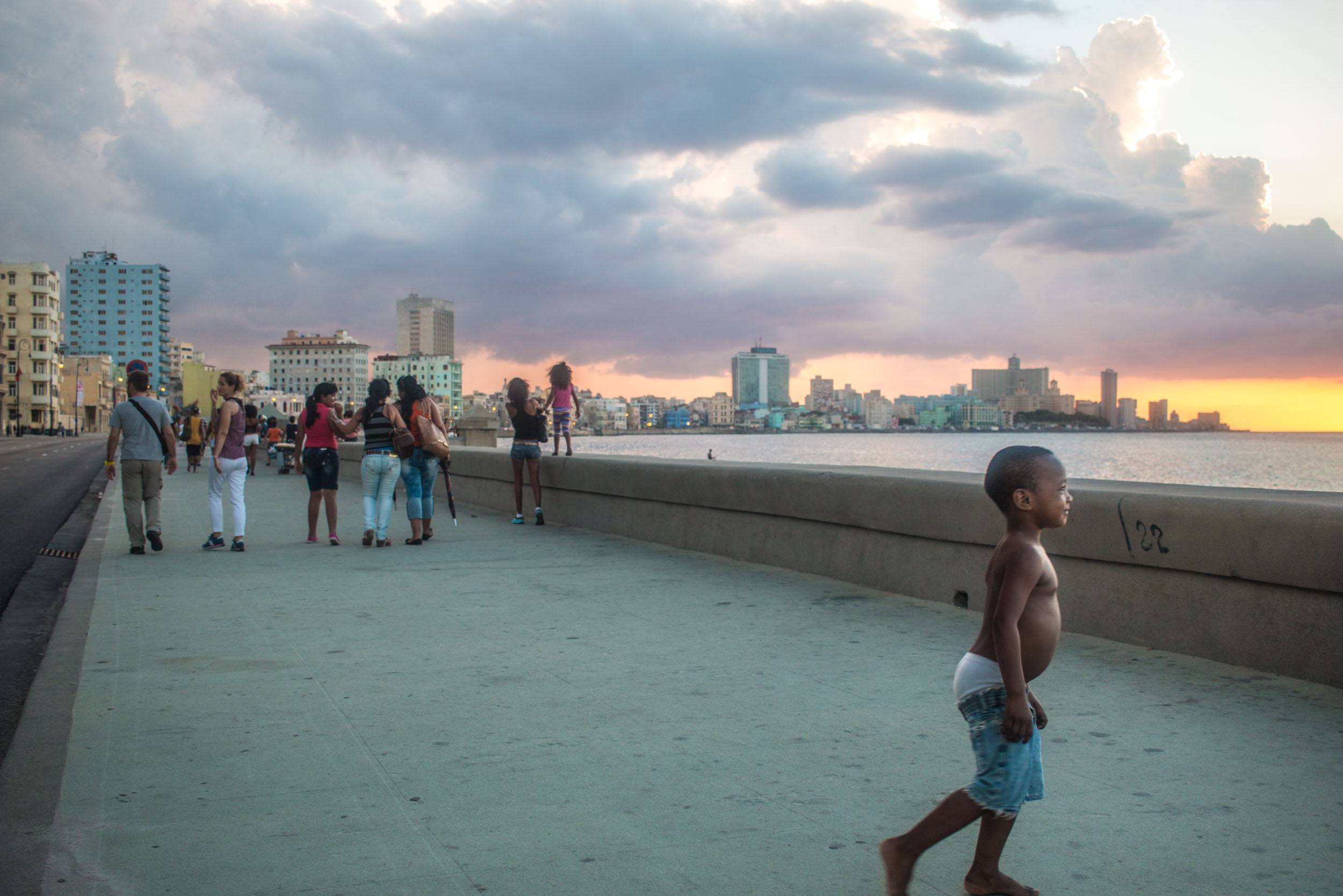 "A still image from Nick Whelan's ""Cuba Cuba"""
