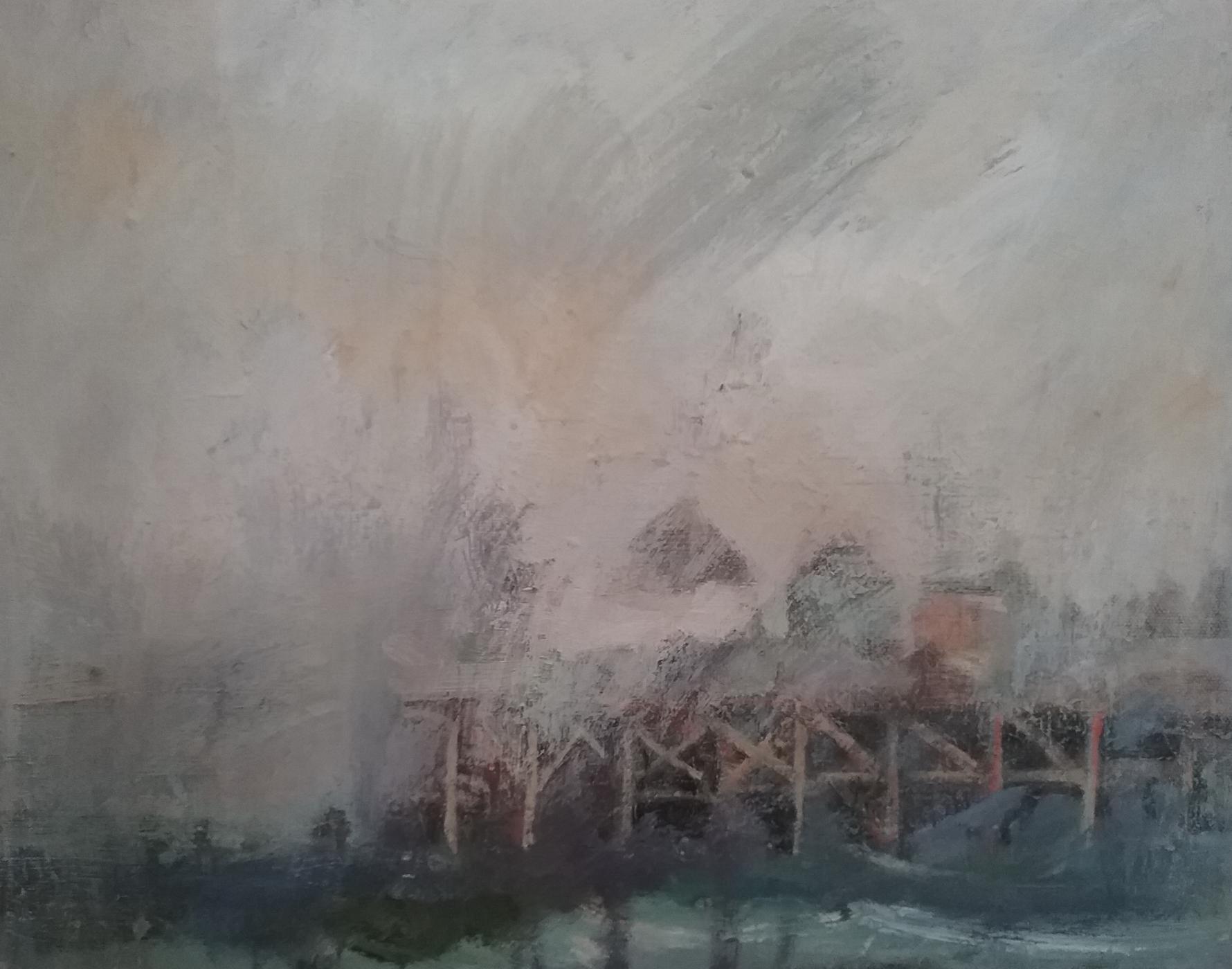 """Foggy Day"" by Whitney Hansen"