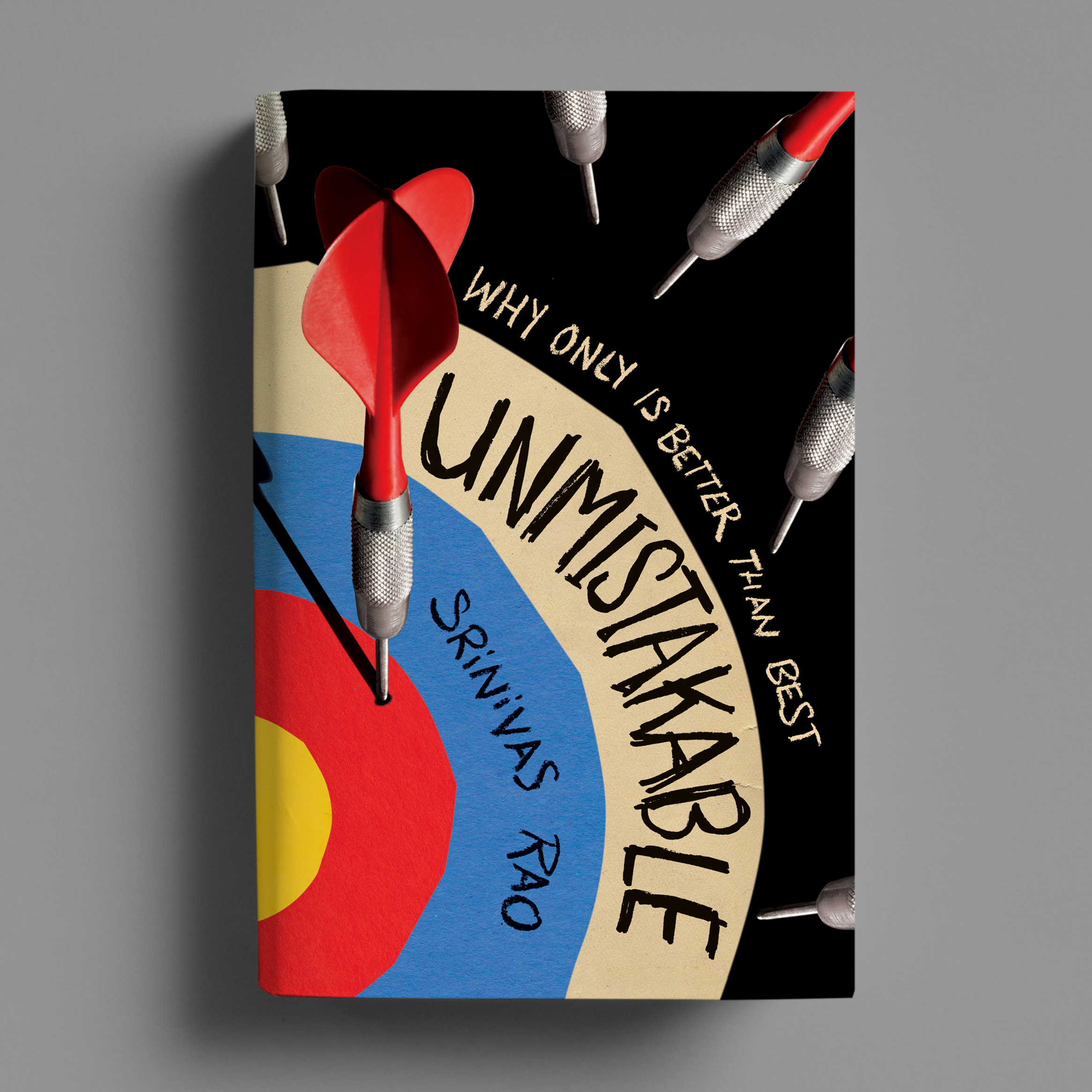 Spine Magazine interview: Unmistakable