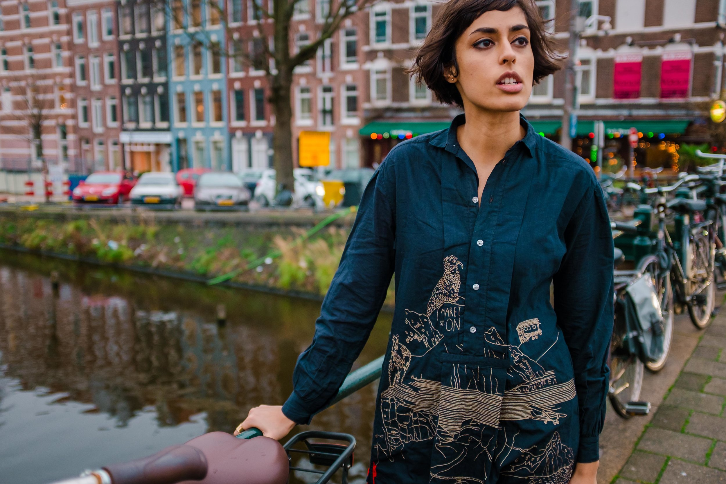 Location: AMSTERDAM, NETHERLANDS;  Muse : Fazeelat