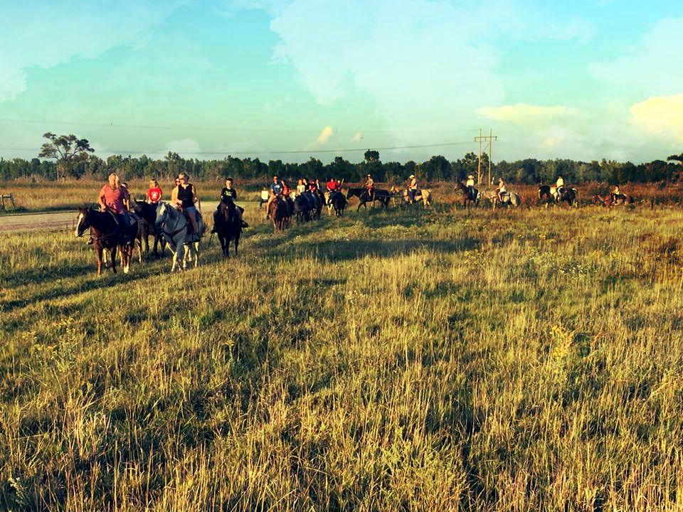 Horseback Riding - Horseback ride though Buffalo Bill's historic western ranch.