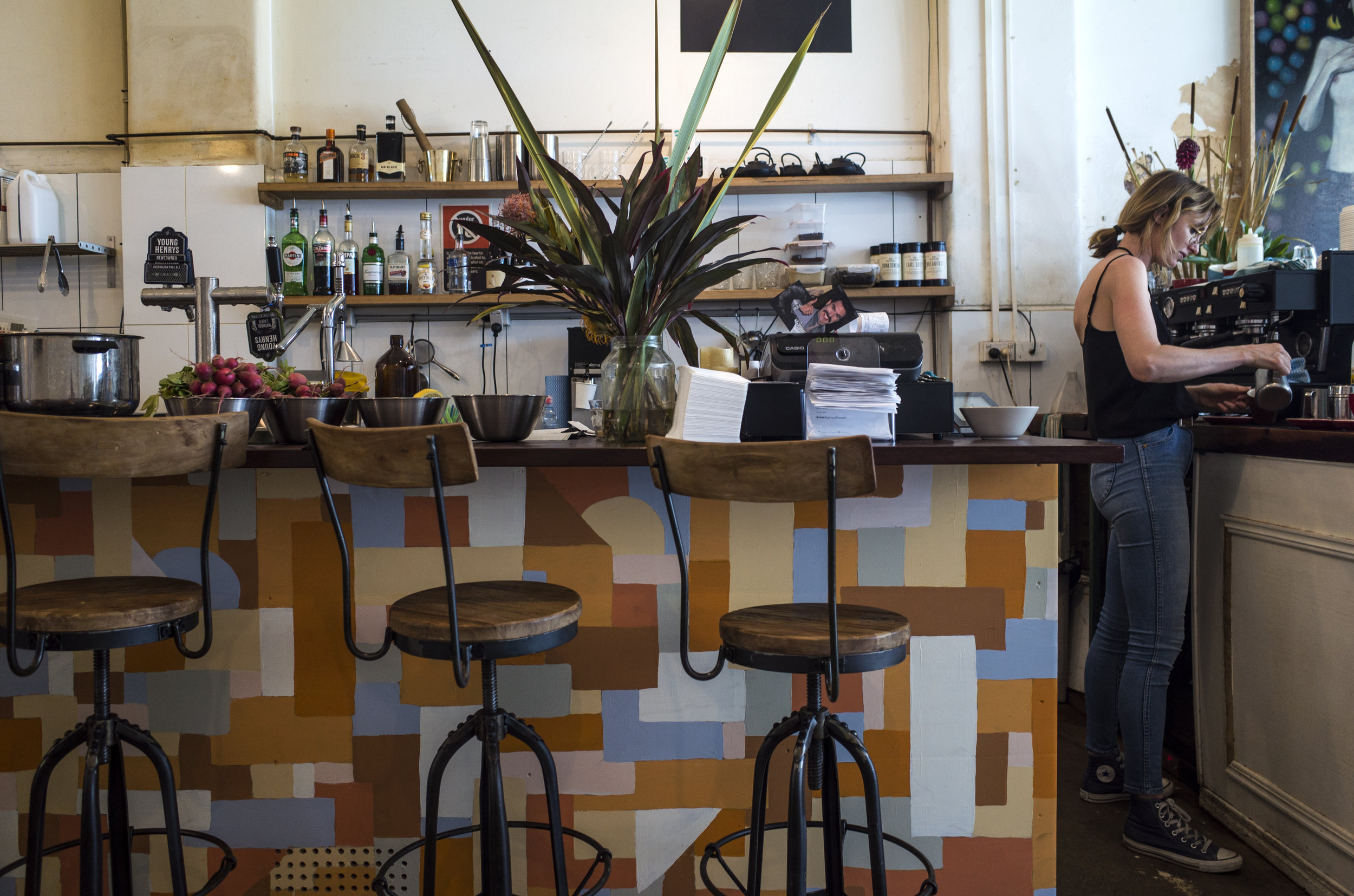 Rolling Penny Cafe, 2017   583A King Street, Newtown NSW 2042