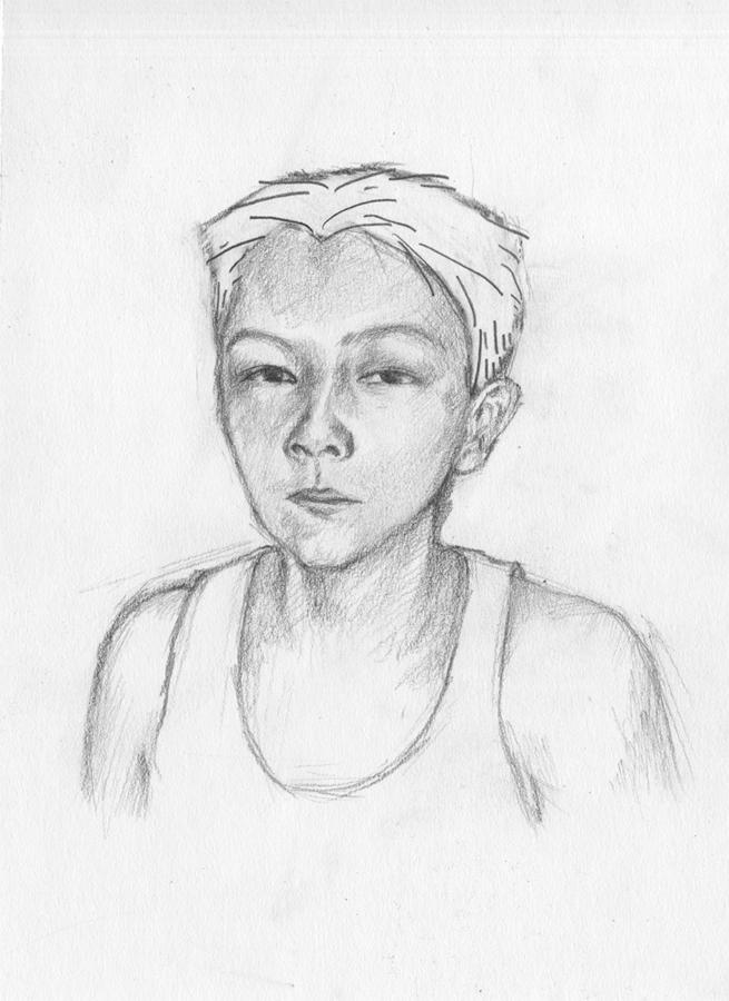 Portrait #1, 2011