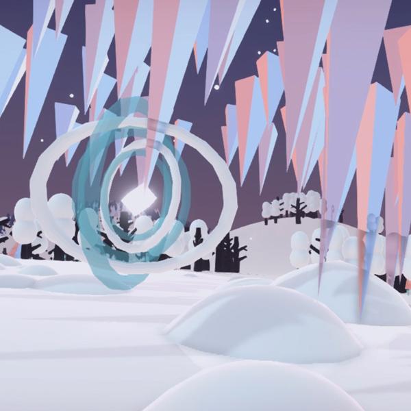 HeartLand - Game Environment Design inspired by Scandinavian art