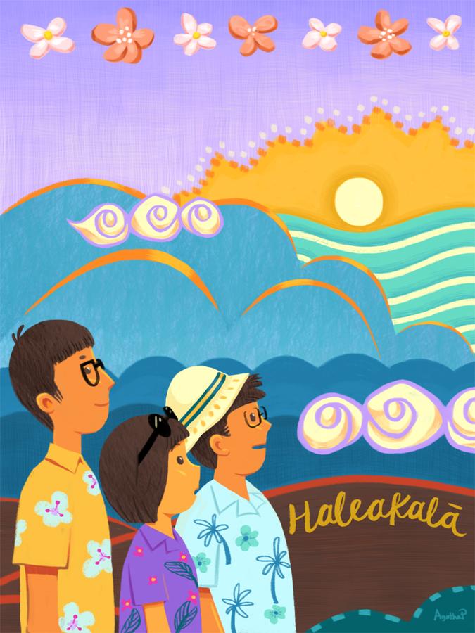 Haleakala, 2019