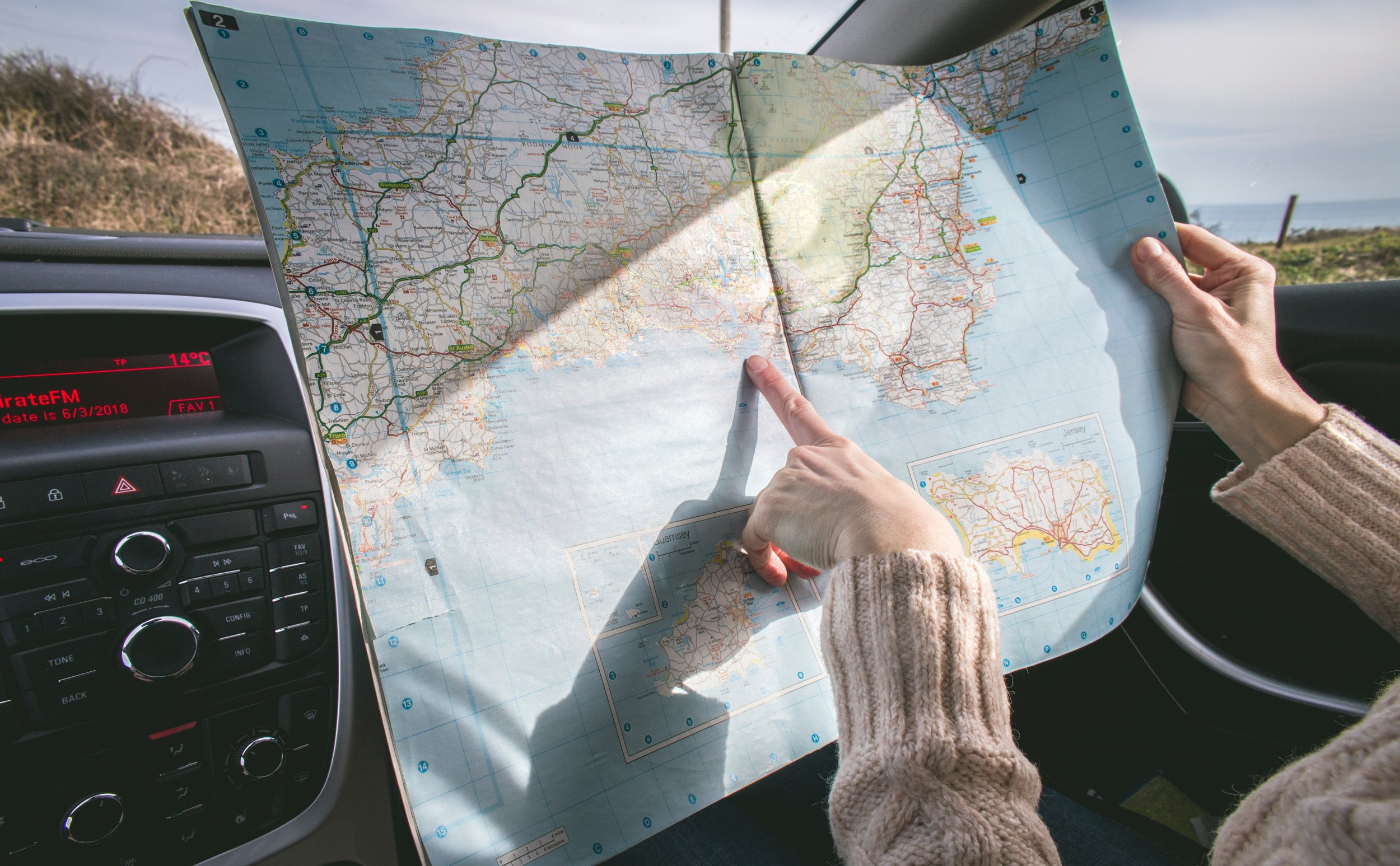 Are we there yet? - Mapping out your business journey is key to success.