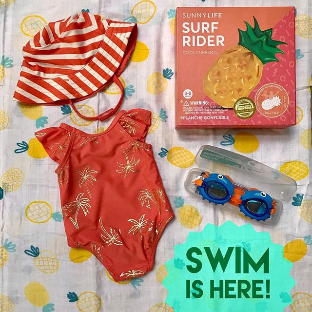 Spring break dreams can come true with the newest swimwear release from Tea Collection (sizes baby to tween). Add in some of our latest pool accessories and you're all set!⁣ .⁣ .⁣ .⁣ .⁣ .⁣ #springbreak #teacollection #teacollectionforsale #teacollectionobsessed #sunnylife #angeldear #babyswim #kidswimsuits #pooltime #waterfun #shopoakland #shoplocal