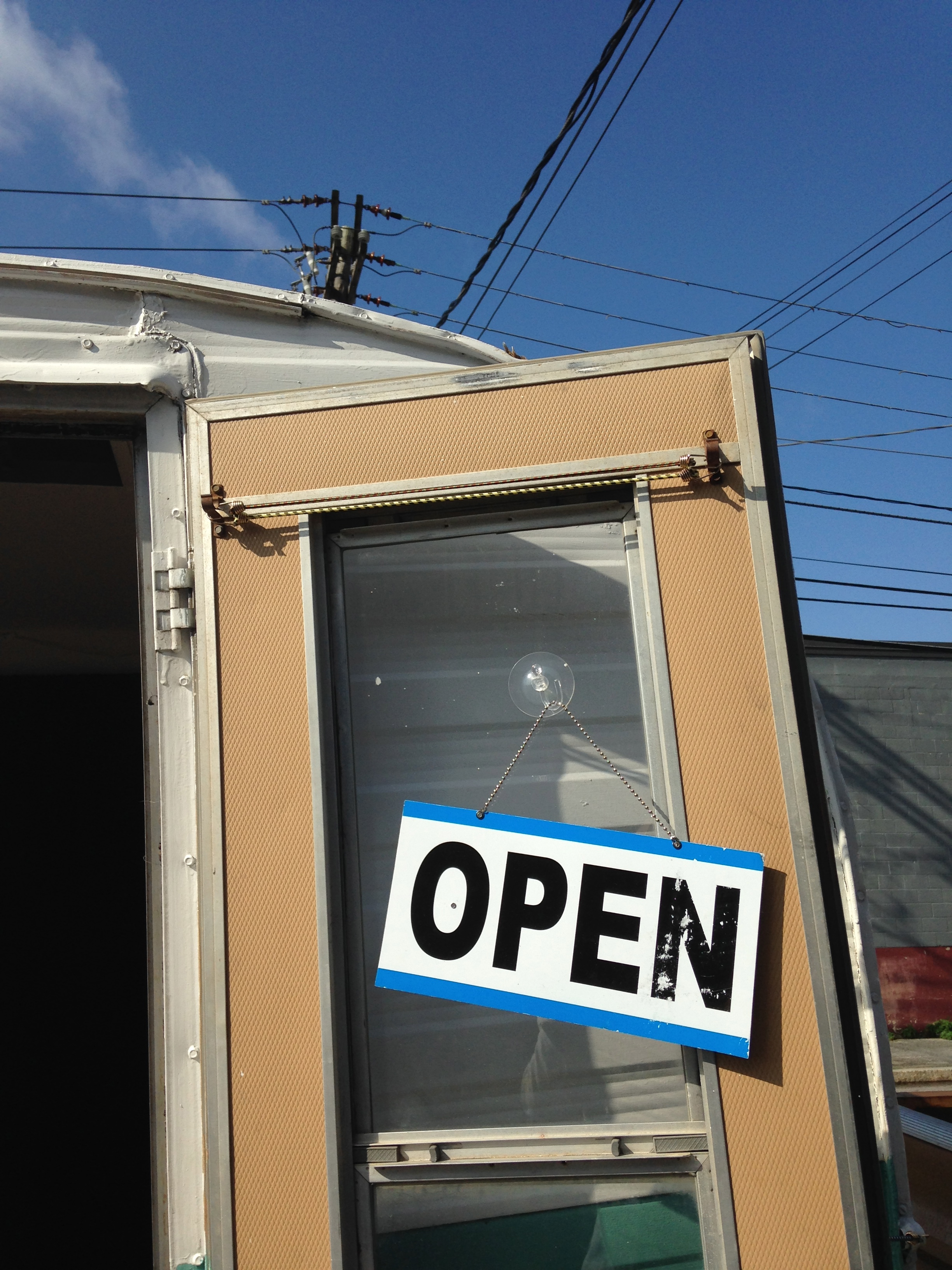Open for business outside Tandem.