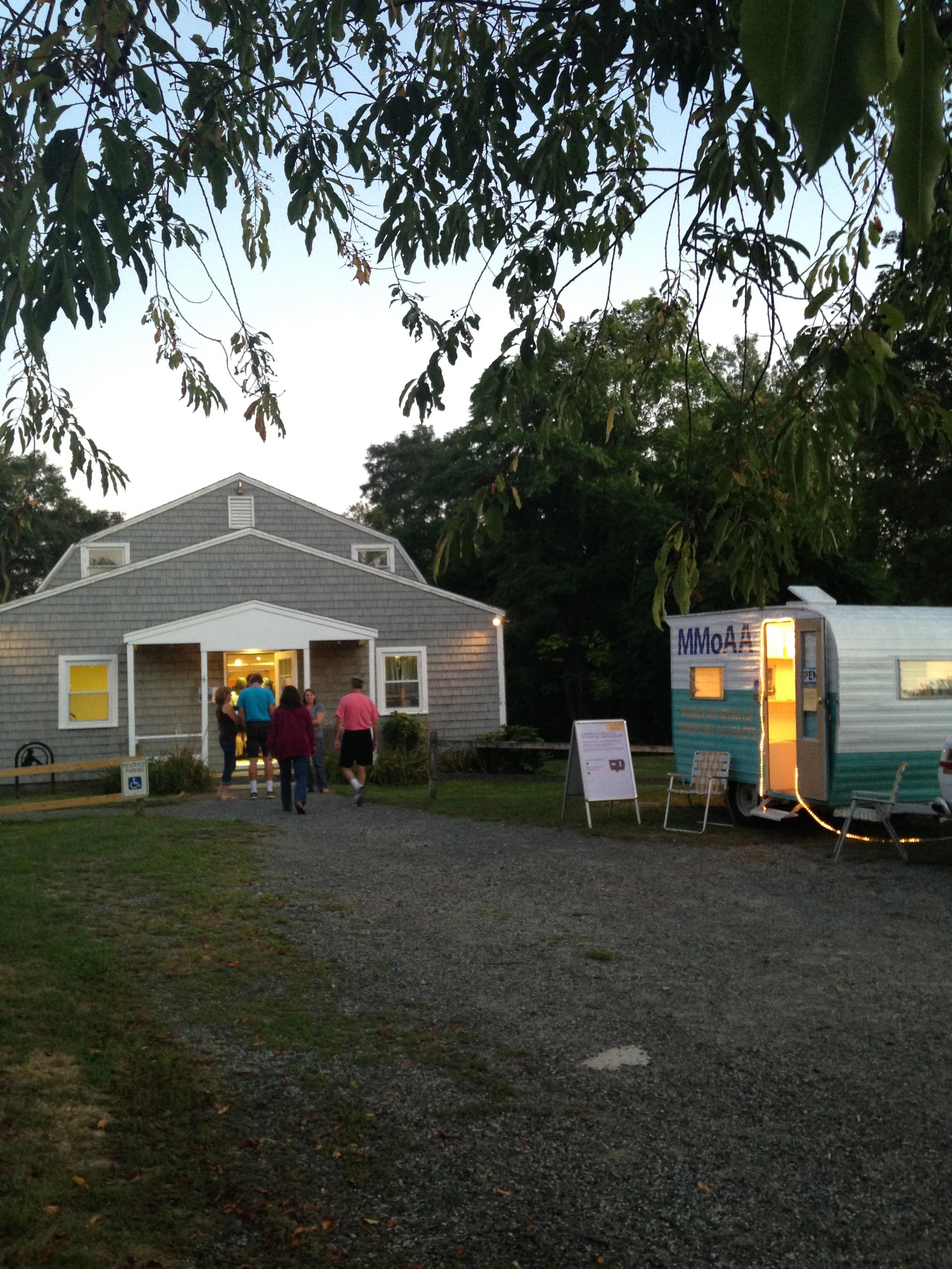 Mayoral debates at the Lanesville Community Center