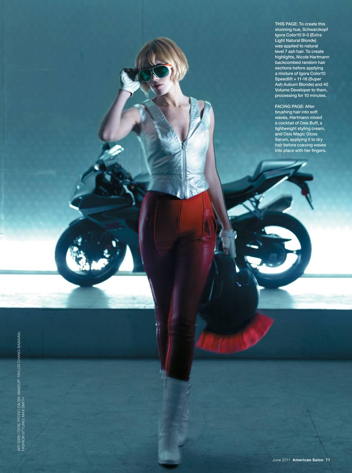 American Salon Magazine