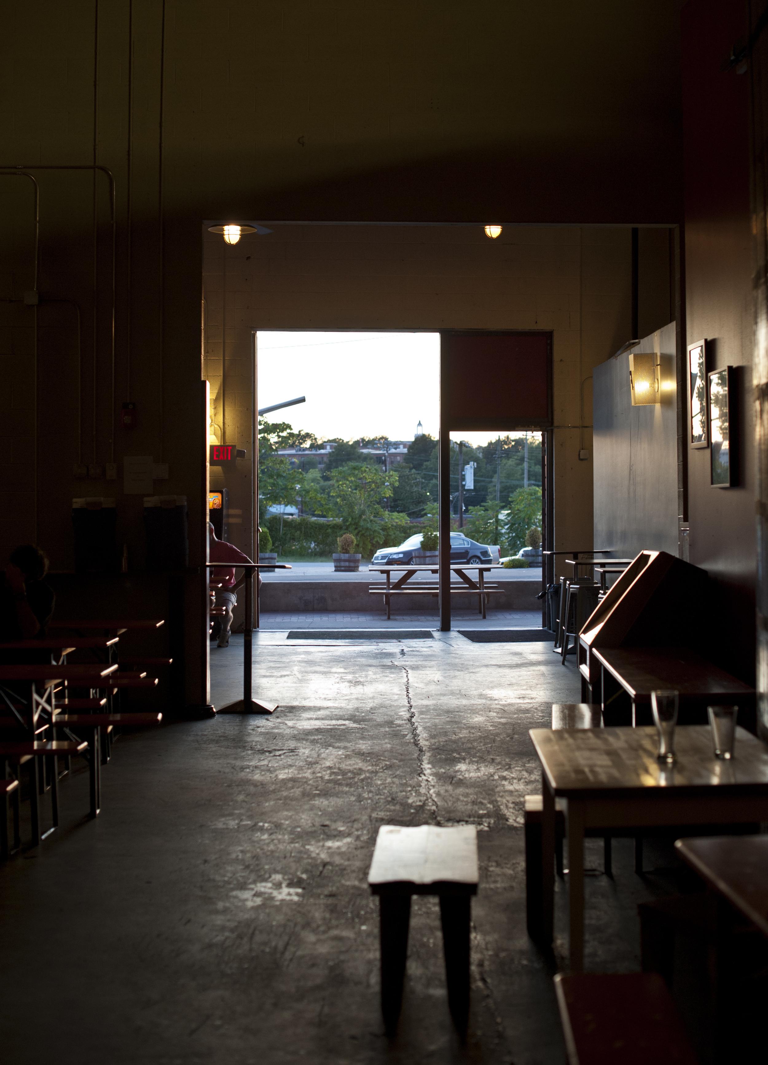 Durham_LazySunday_DoorwayatFullsteam_8252013.jpg