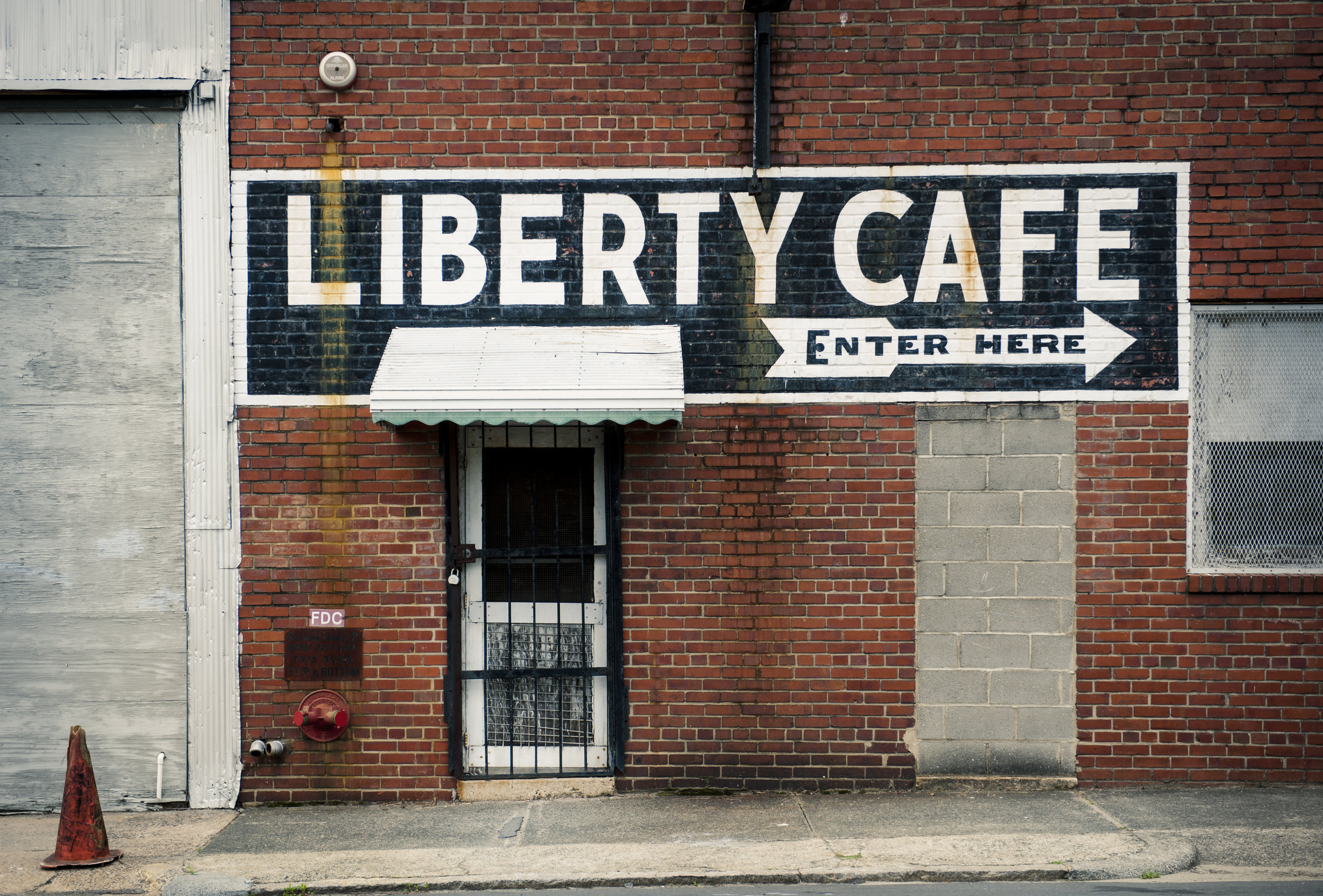 Liberty Cafe, Durham NC