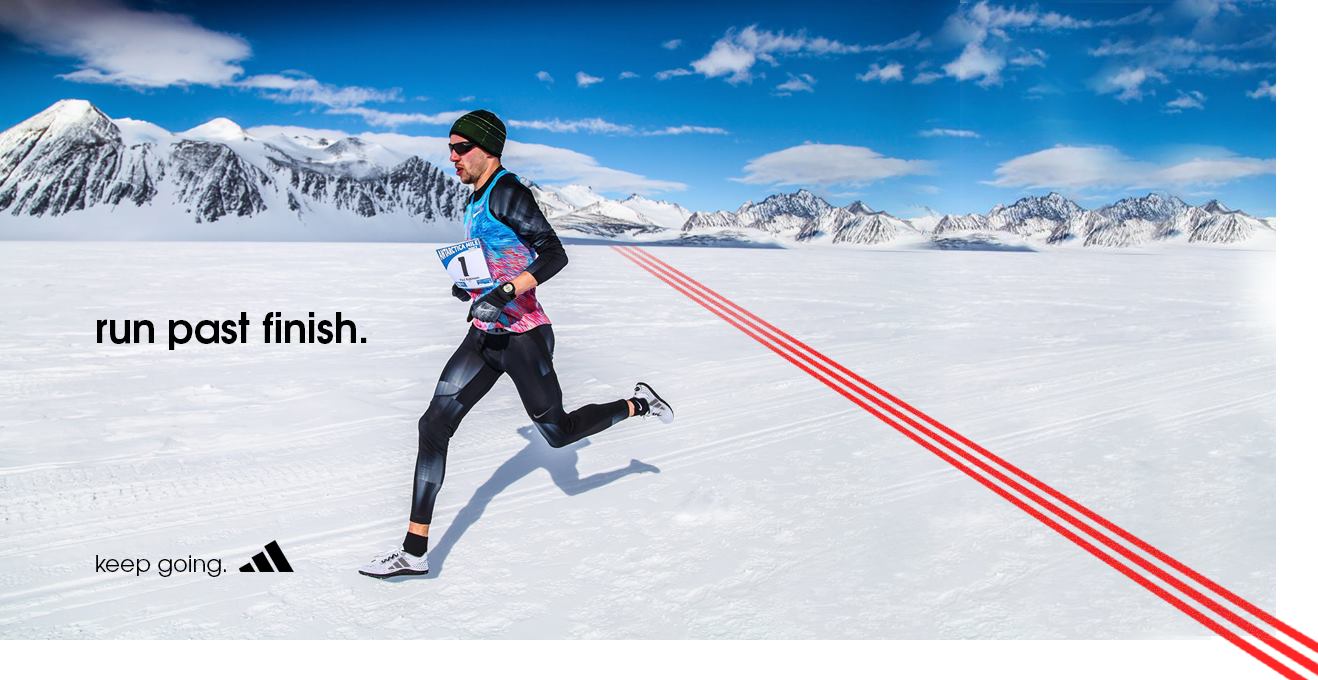 Adidas Ad Campaign Run Past Finish Mel Blanchard Gong_snow.jpg