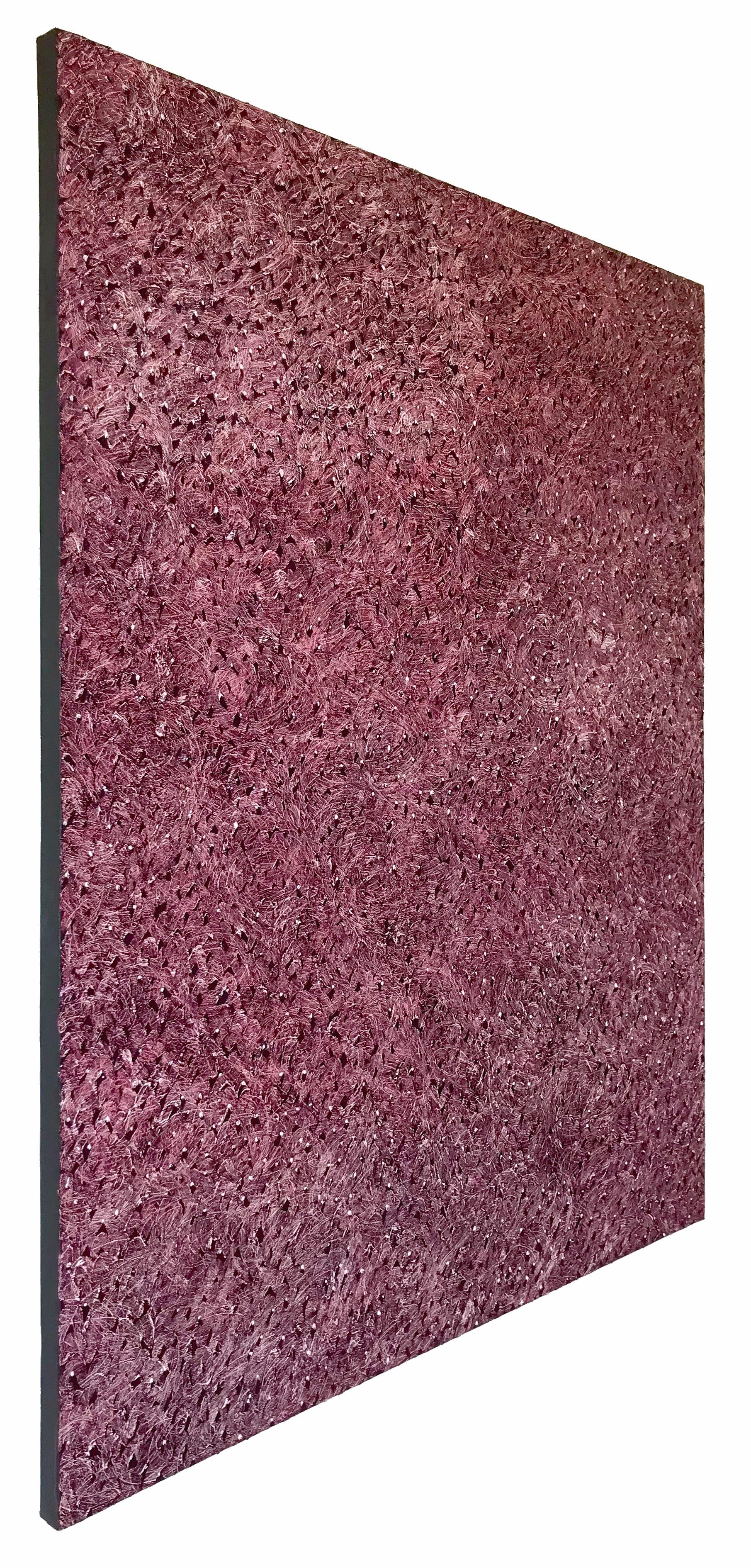 Soft Circles - Oil on Cotton Canvas50x75cm