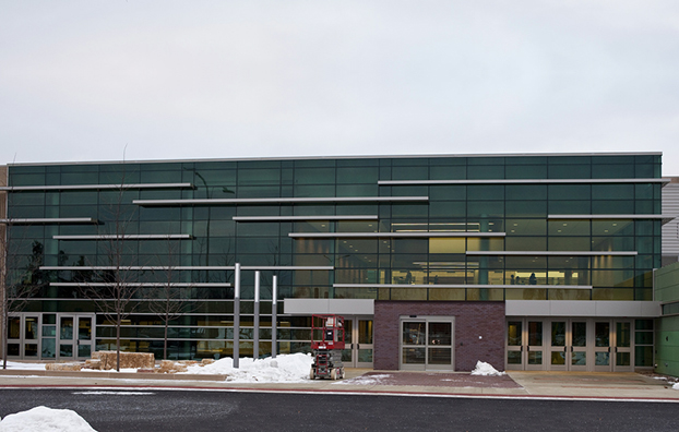 College of DuPage Physical Education Building Renovation