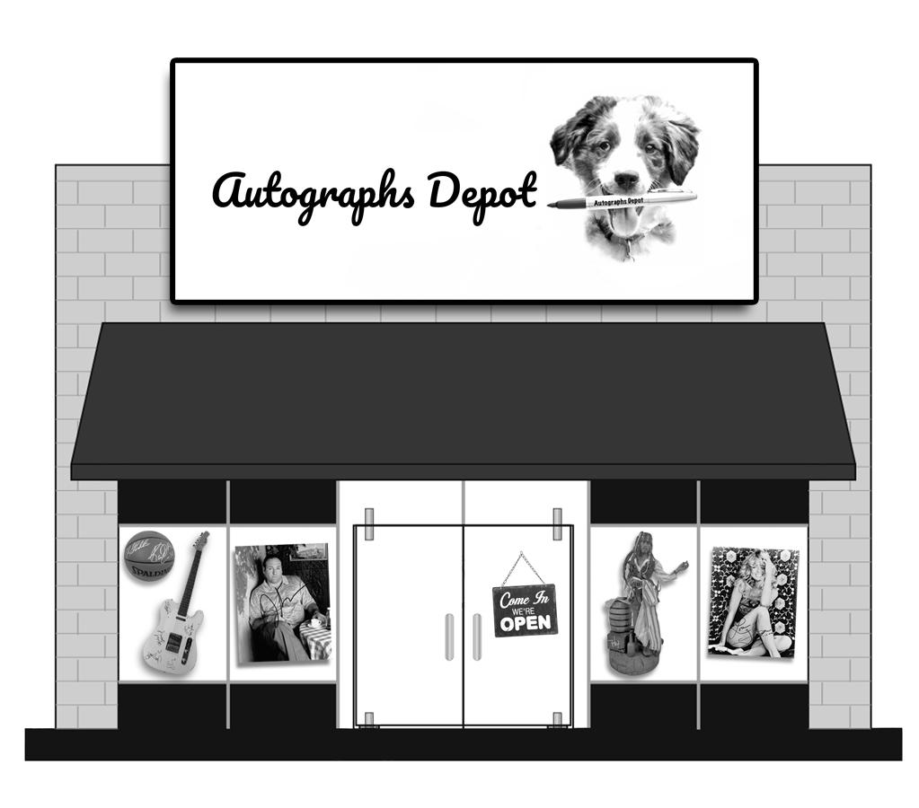 AutographsDepot