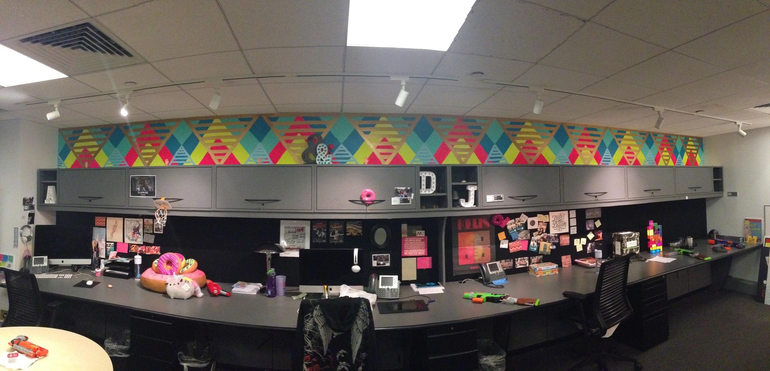 Viacom Velocity Creative Office 2015