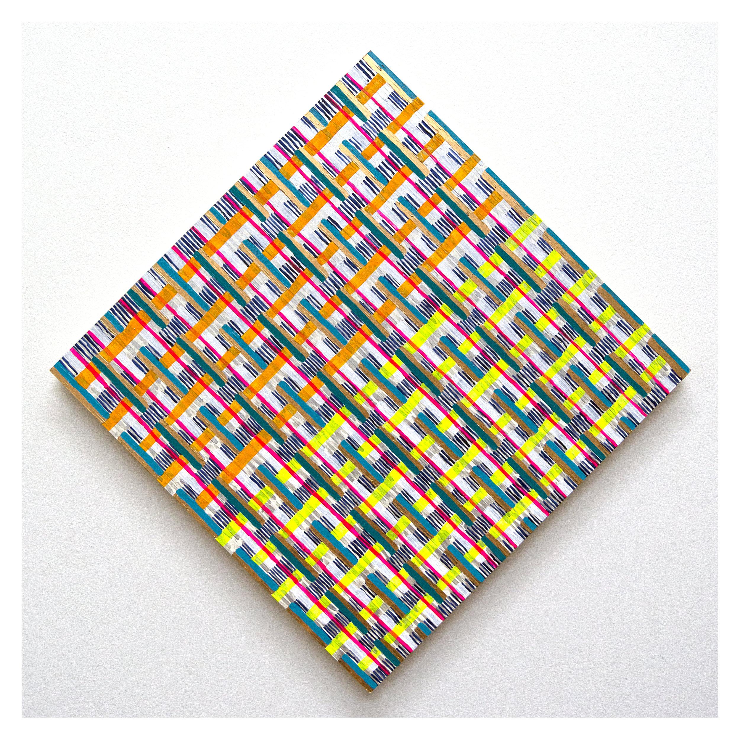 Uptown Woogie Boogie (For Mondrian), 2015