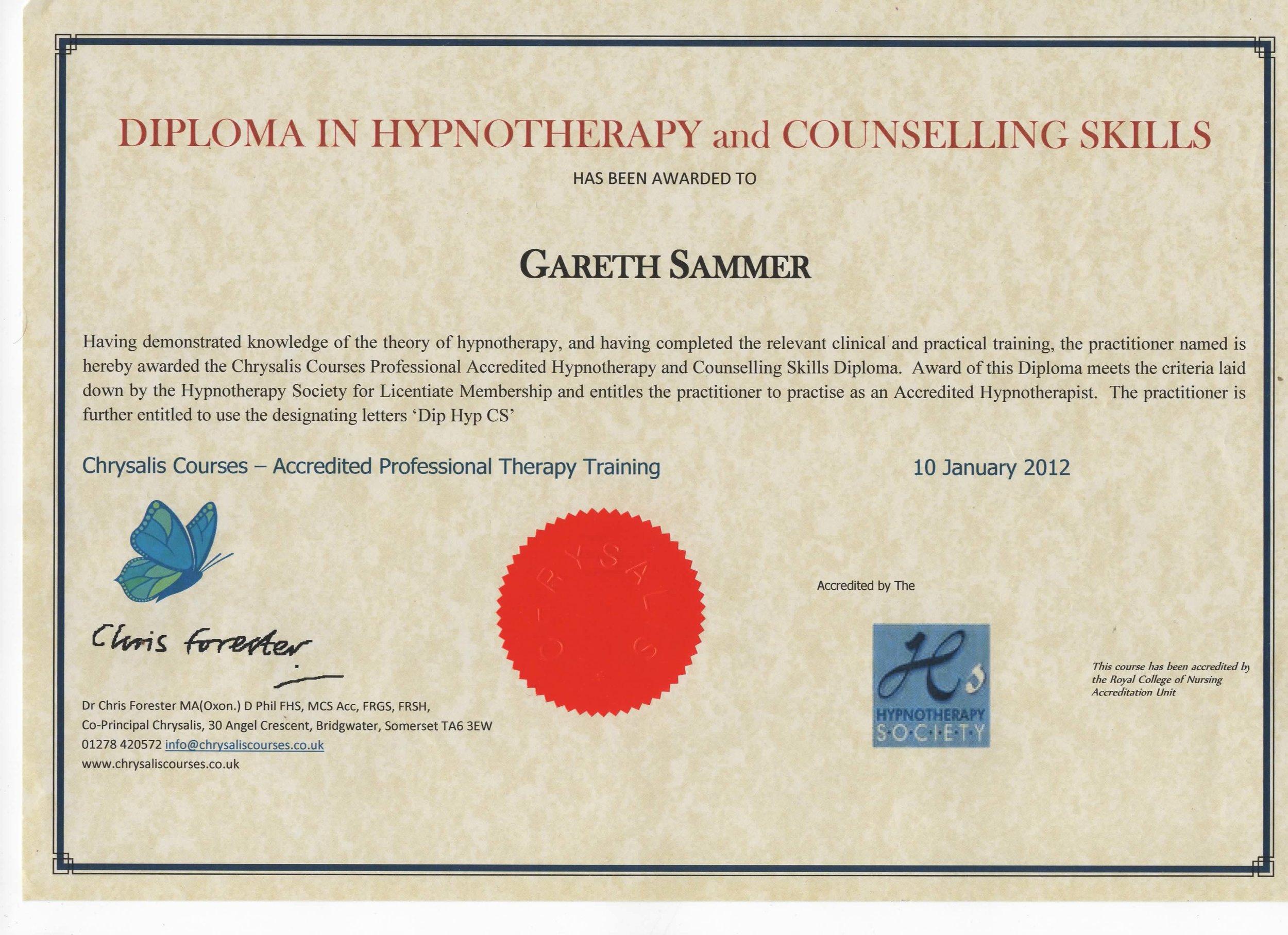 Psychotherapy Ealing