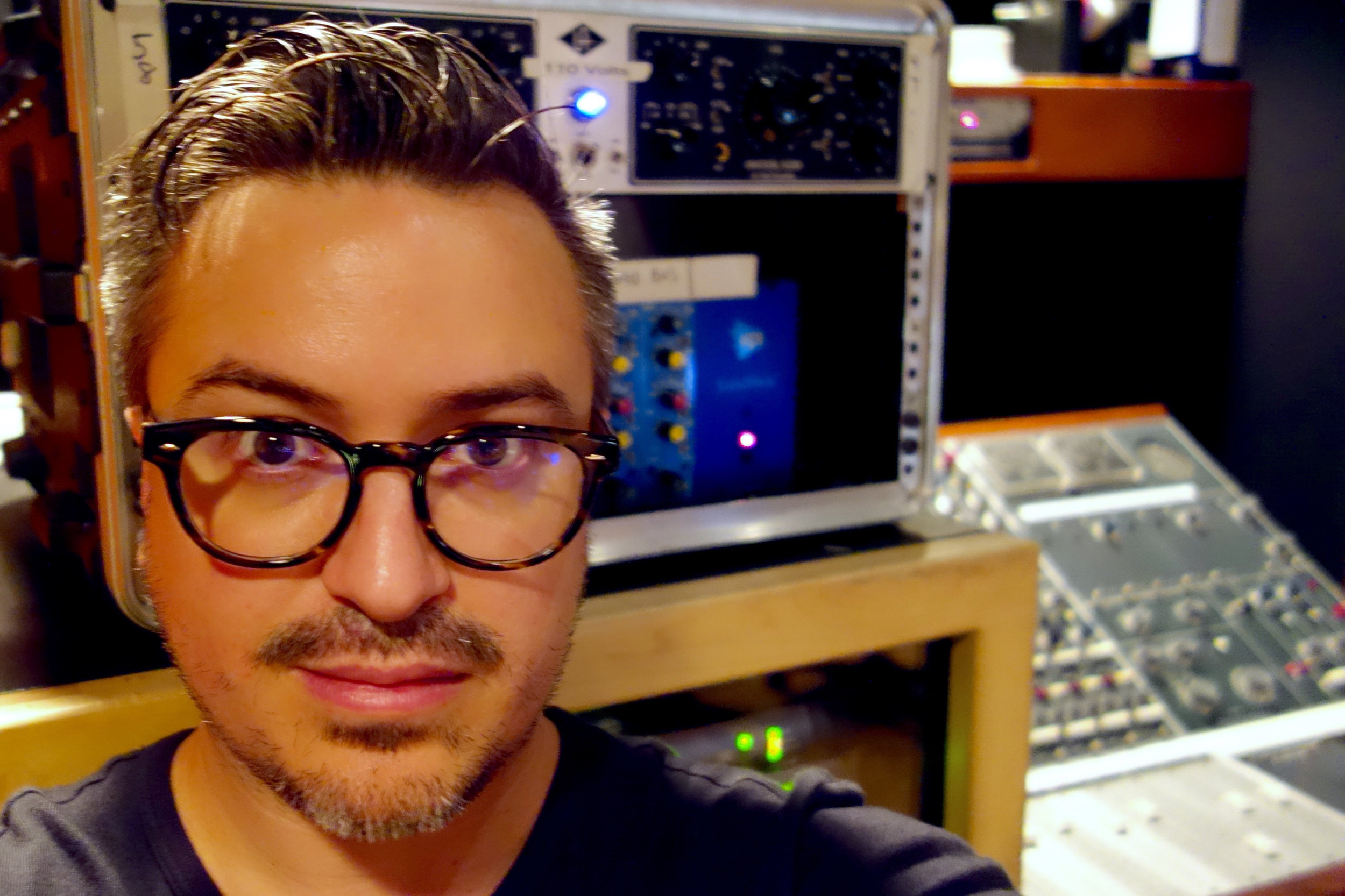 RIK SIMPSON : (producer, engineer) COLDPLAY, BRMC, JAY-Z