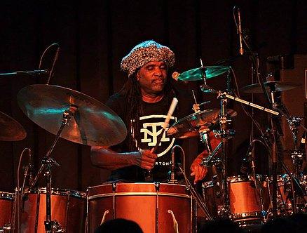 ROY WOOTEN  aka  FUTUREMAN : (percussionist, composer) BELA FLECK, THE WOOTEN BROTHERS