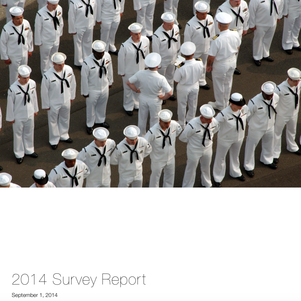 Full 2014 Survey Report will be available Sept 1st!