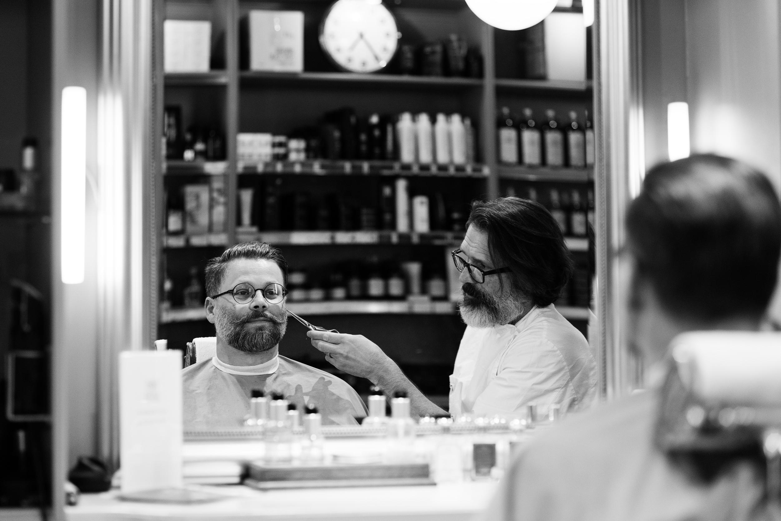 Barber&Books © Mr. Vagabond