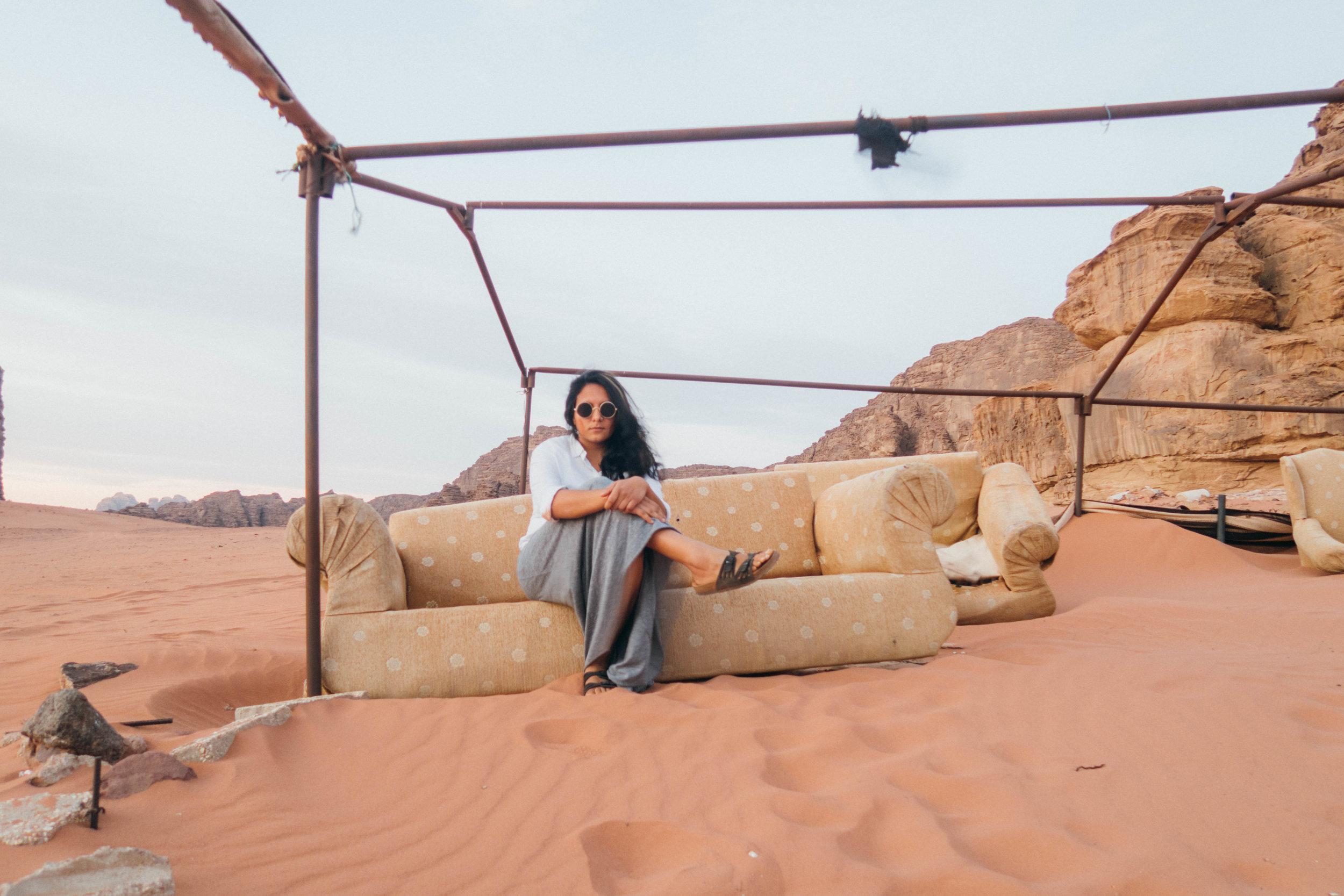 Wadi Rum, Desert, Jordan
