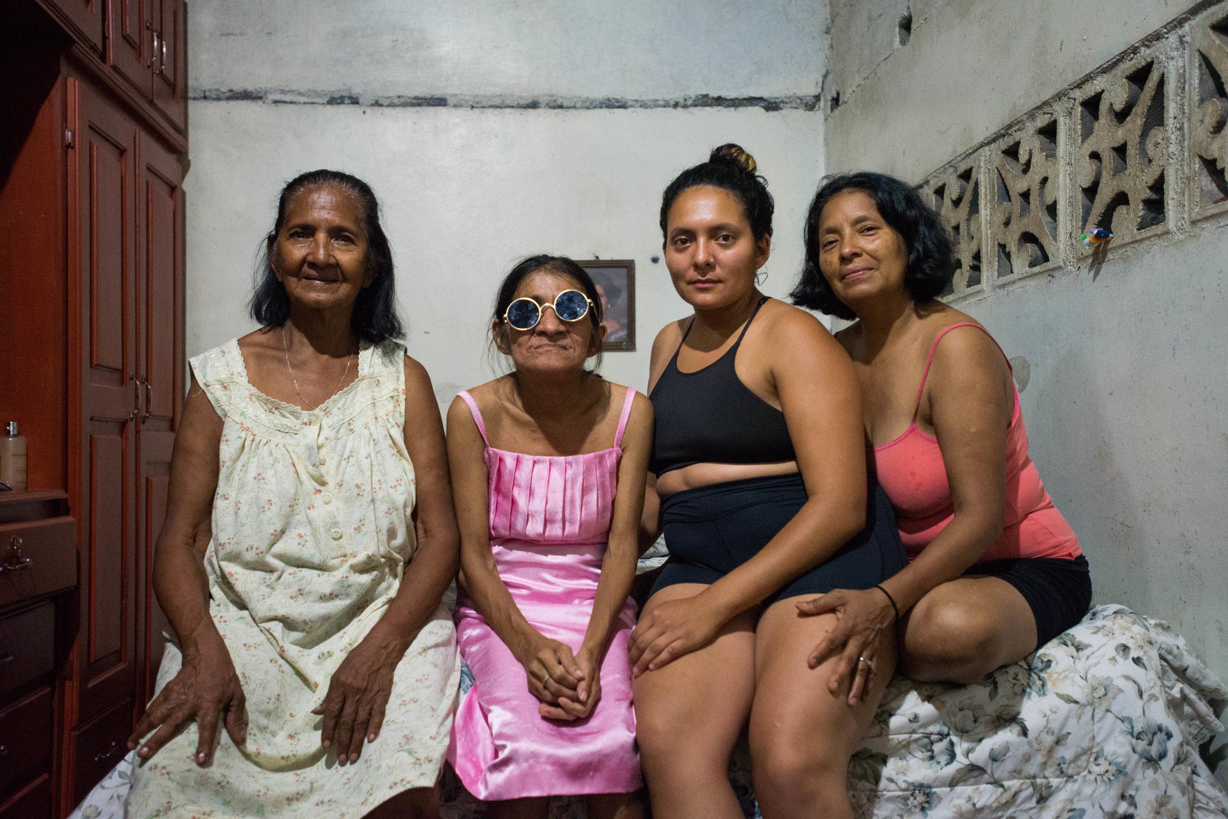 Presillas, Rama, Nicaragua