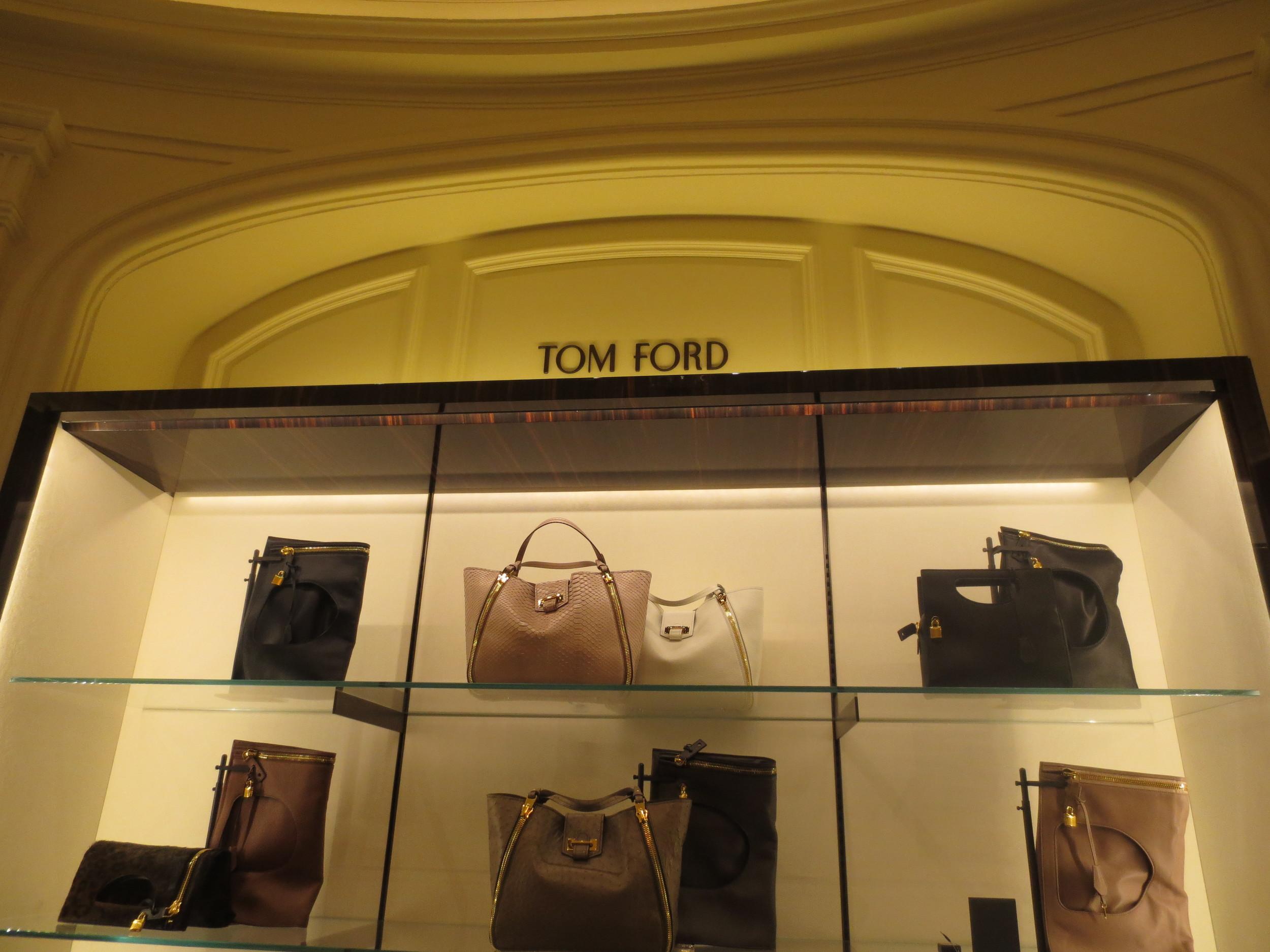My dream purse closet.