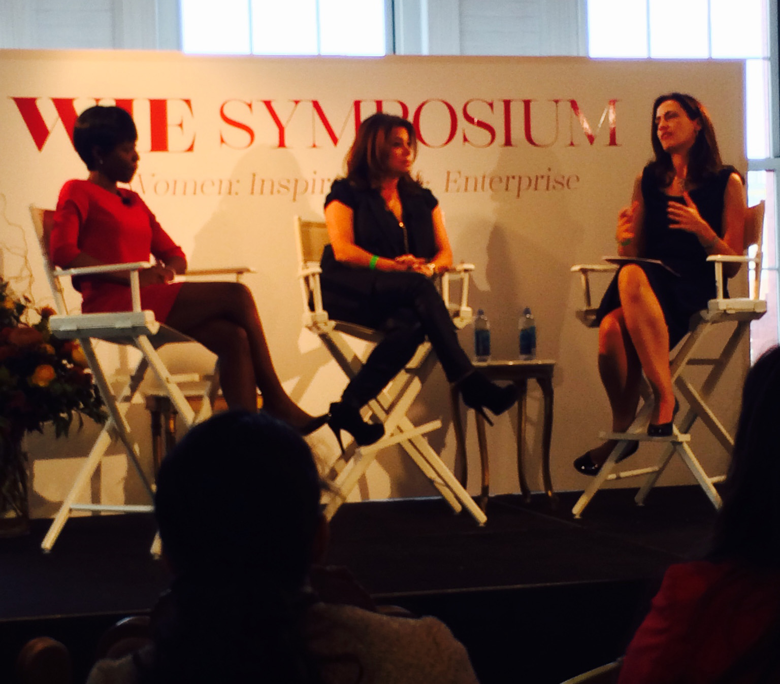 Ninon Marapachi, Head of Hedge Fund Origination and Product Management, Bank of America Merrill Lynch and Meryl Poster, Head of Television at the Weinstein Company discuss Choosing Your Boss with Susan Ochs, Senior Fellow of the Aspen Institute.