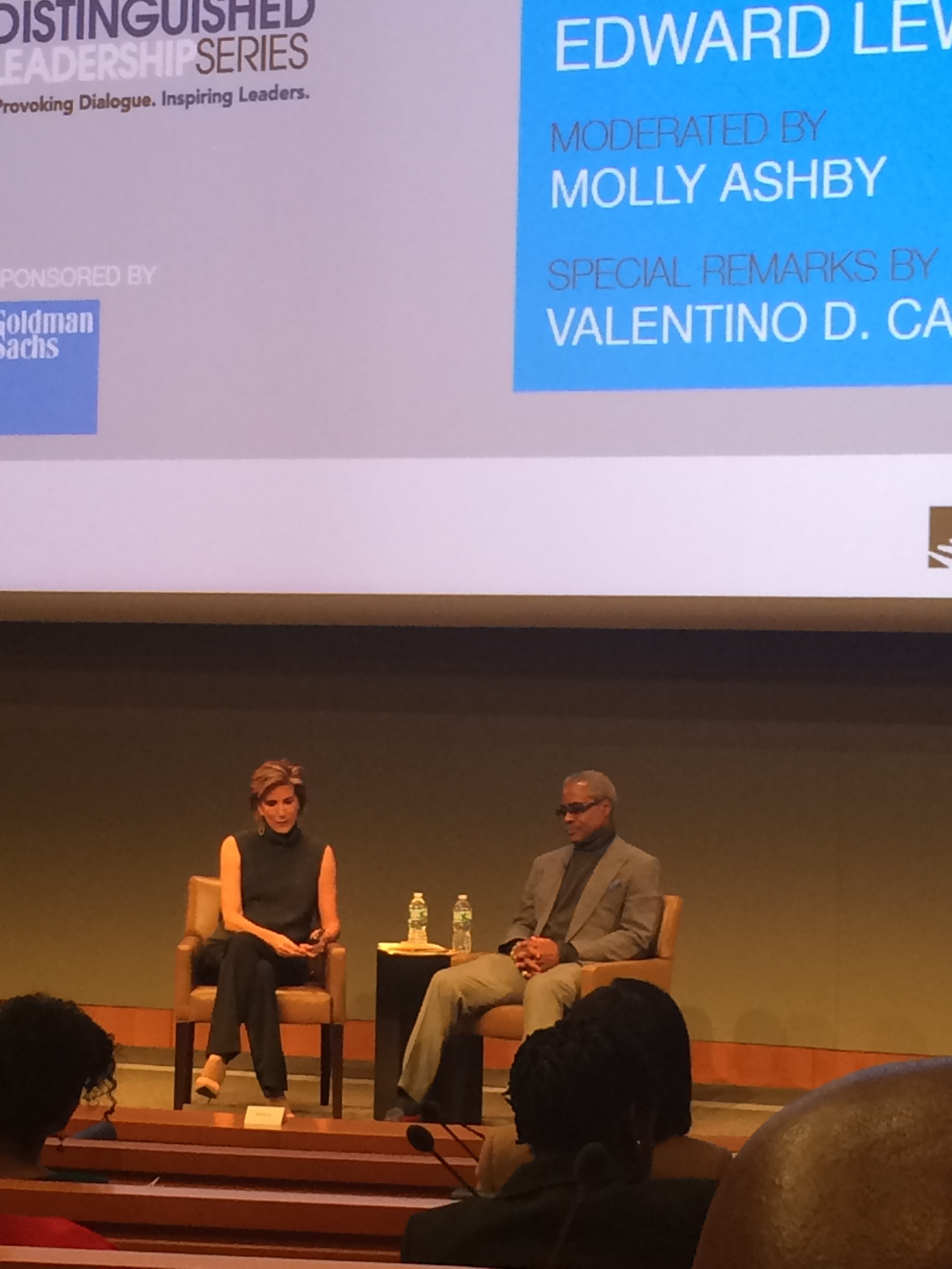 Solera Capital CEO Molly Ashby discusses Essence Magazine with its founder Edward Lewis.