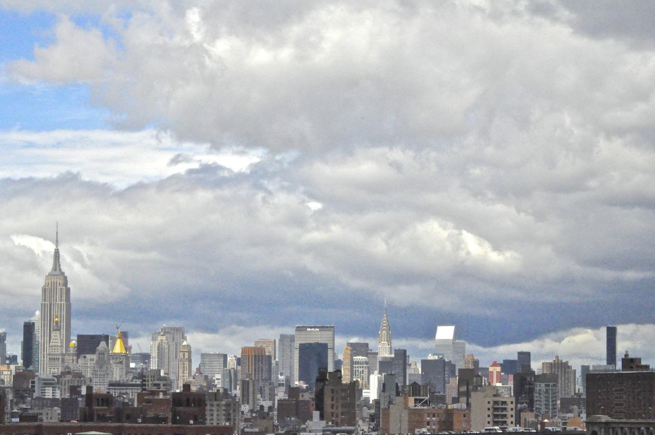 Skyline. Manhattan. New York City. United States.