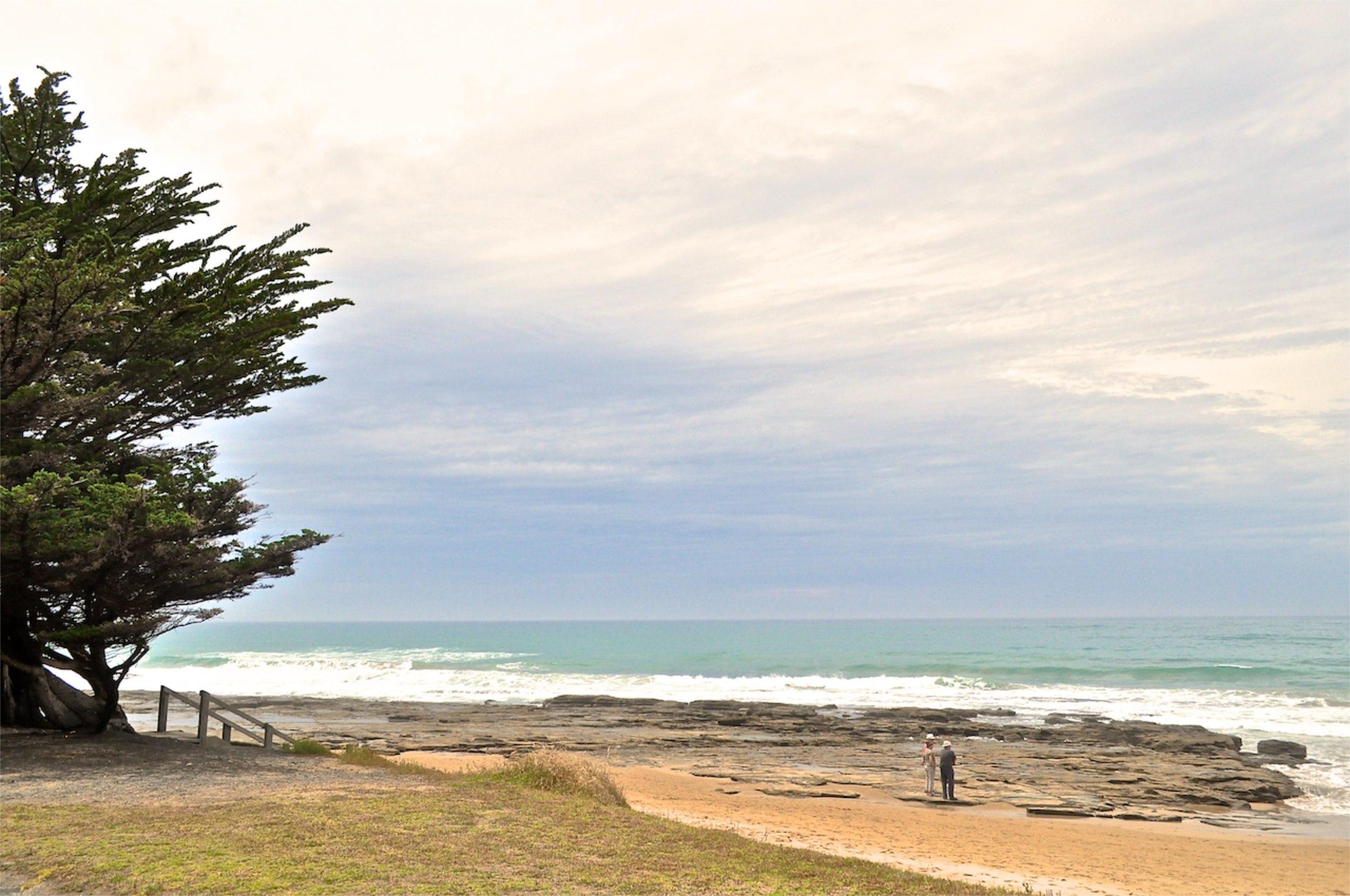 When nature paints. Great Ocean Road. Australia.