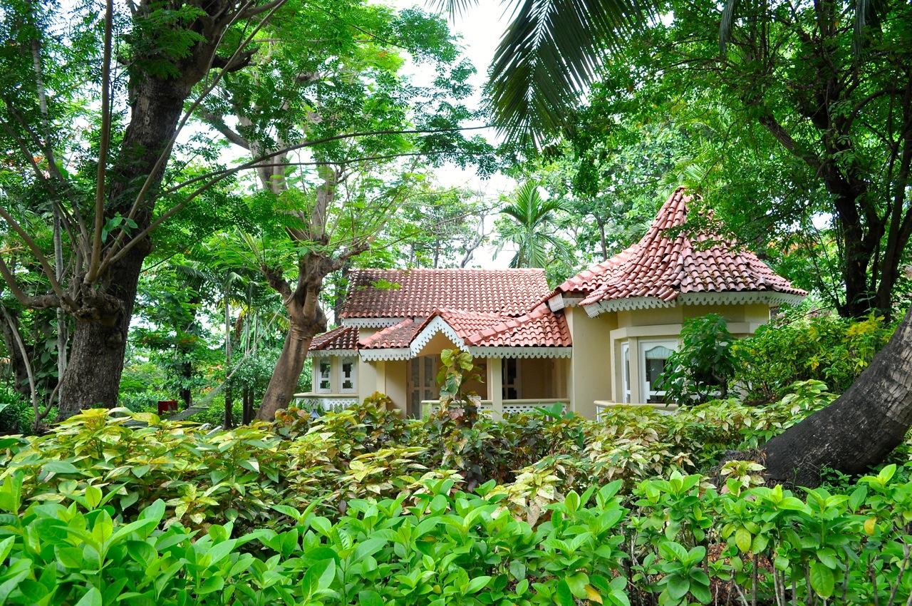 Cottage. Taj. Fort Aguada. Goa.