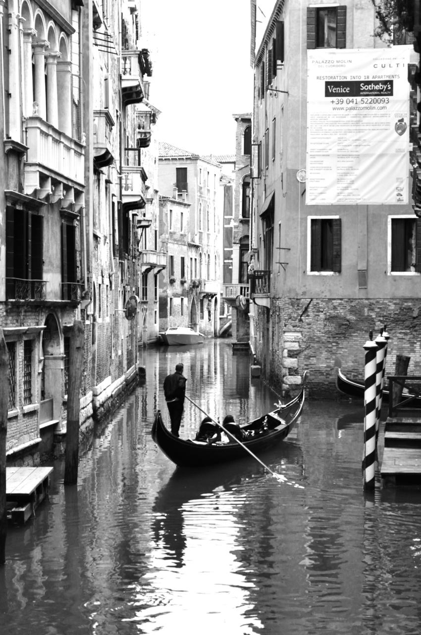 Timeless. Venice.