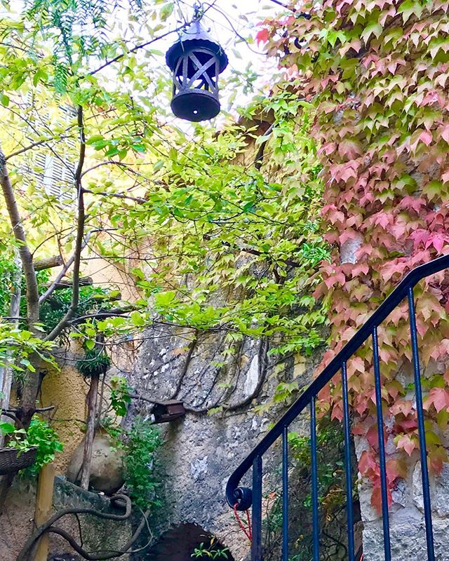 A fairytale called Eze! ... ... ... #eze #nice #cotedazur #france #europe #medieval #autumn🍁 #fall #bbctravel #natgeotravel #lonelyplanet #travelandleisure #travel #instatravel #travelgram #condenast #photooftheday #picoftheday #iphone7 #photography #travelphotography