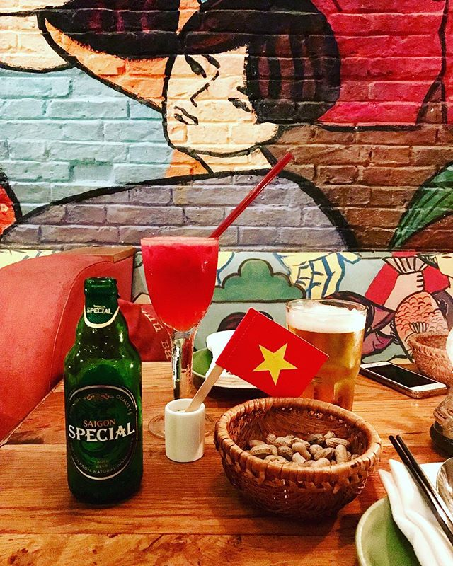 Good evening, Vietnam! Come with me to Saigon this weekend in my stories :) ... ... ... #vietnam #hochiminhcity #saigon #visitvietnam #travel #travelgram #instatravel #photography #travelphotography #travelandleisure #natgeotravel #bbctravel #lonelyplanet #condenast #photooftheday #picoftheday @propaganda_bistro