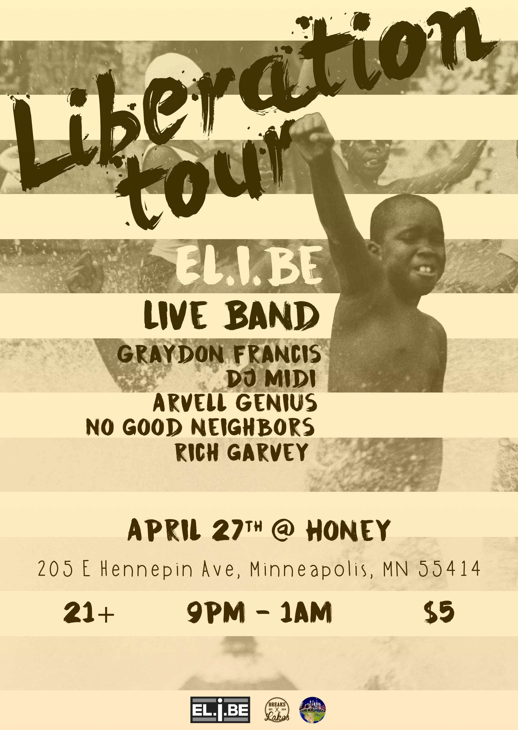 Liberation Minneapolis