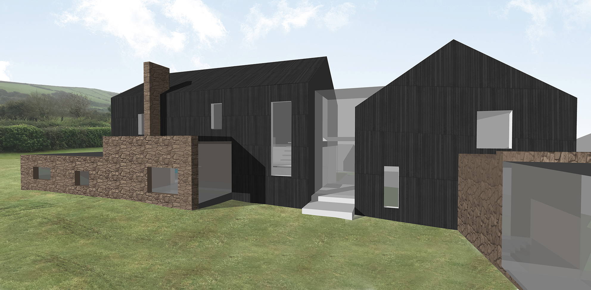 THE CROFT - An exciting new bespoke family home