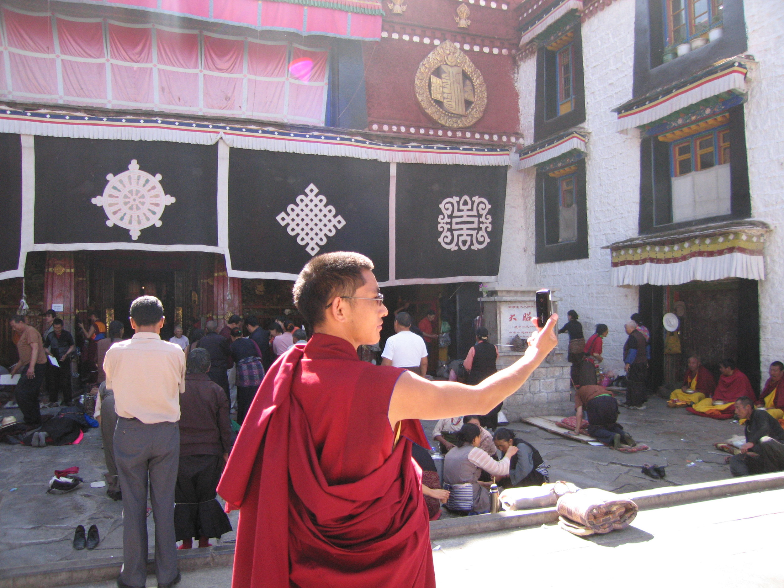 China / Tibet; Cultural, Political, Spiritual Geographies. 2007.