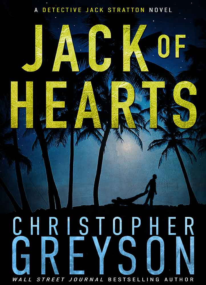 Jack and Alice head south for some fun in the sun in  Jack of Hearts .   Buy Now »