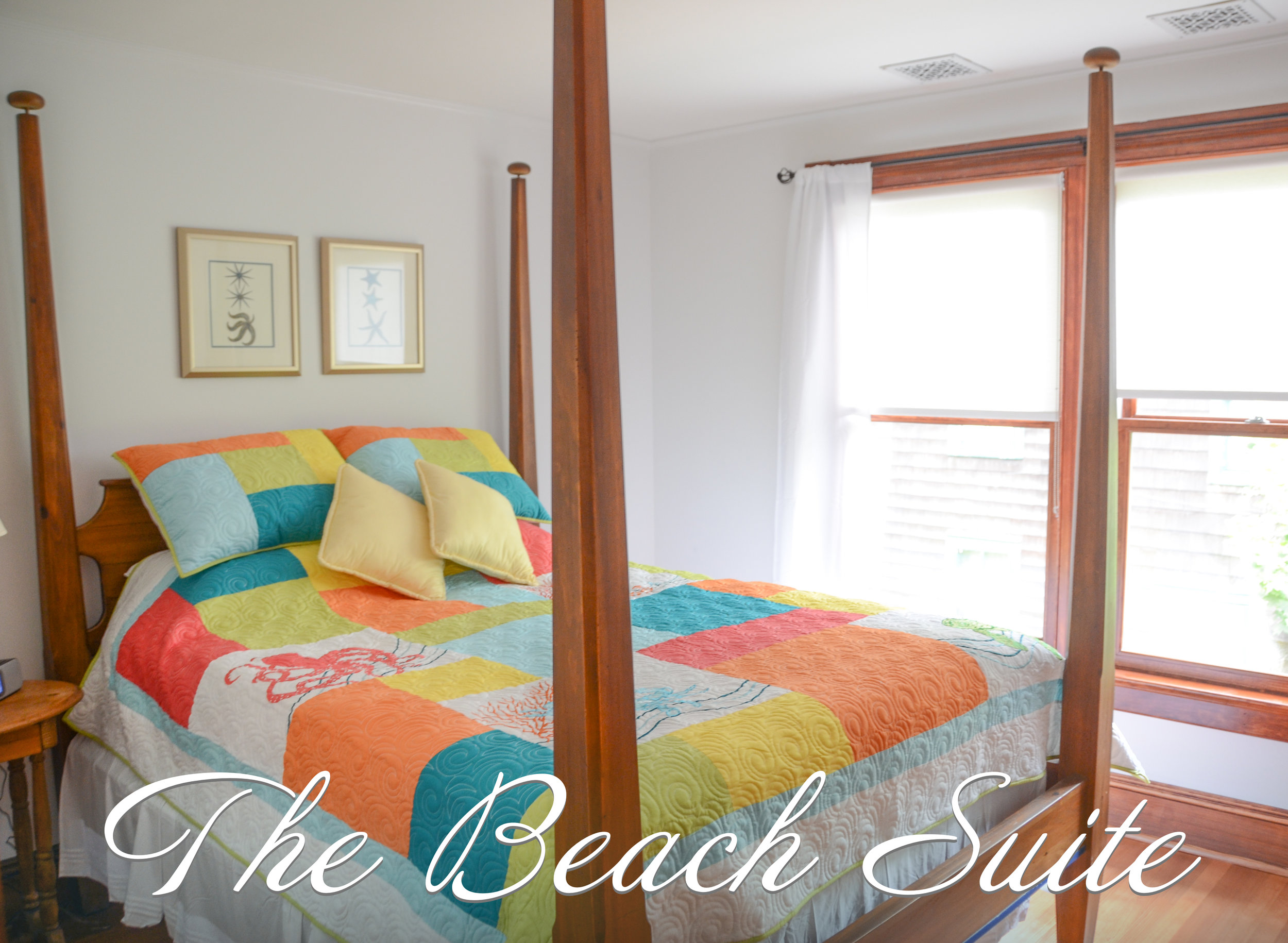 THE BEACH SUITE