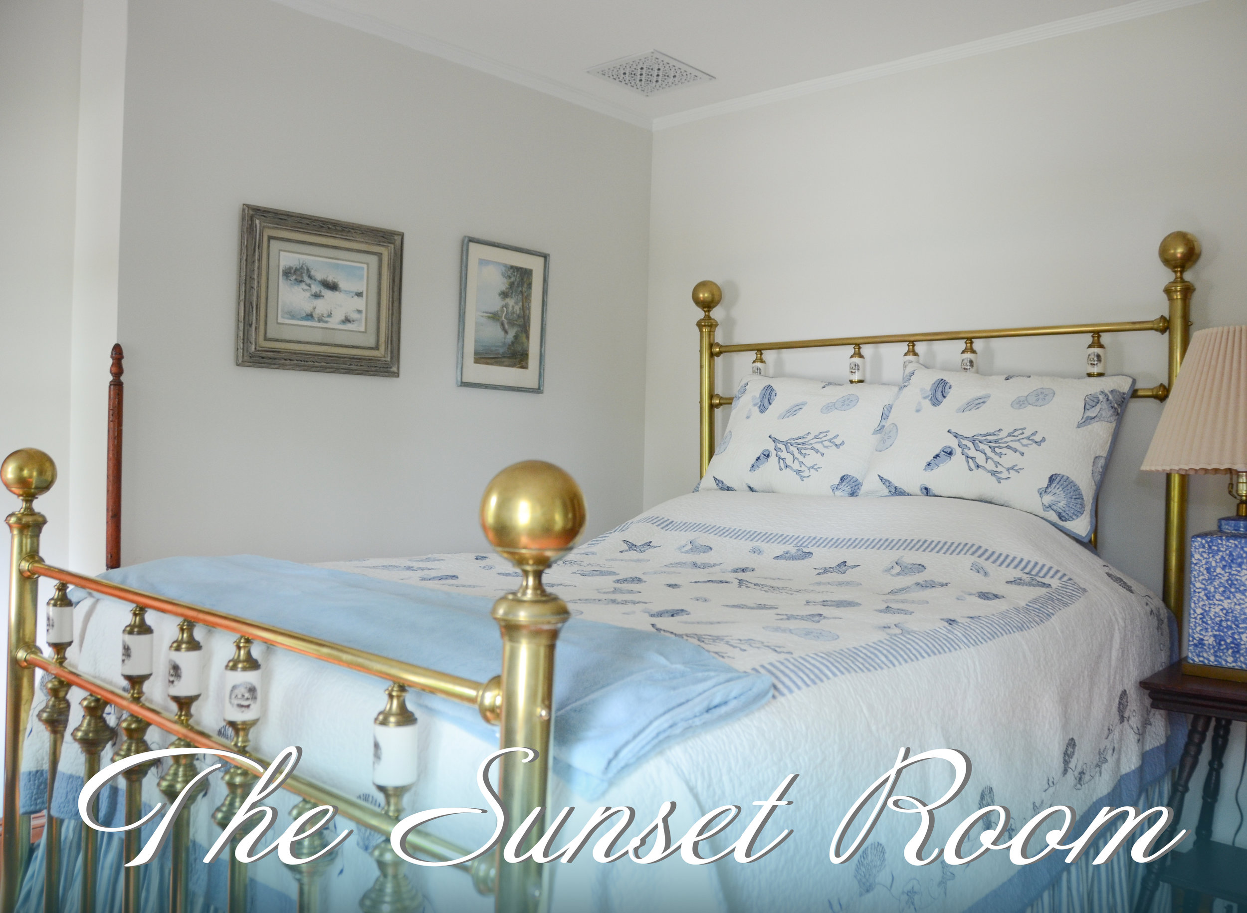 The Sunset Room