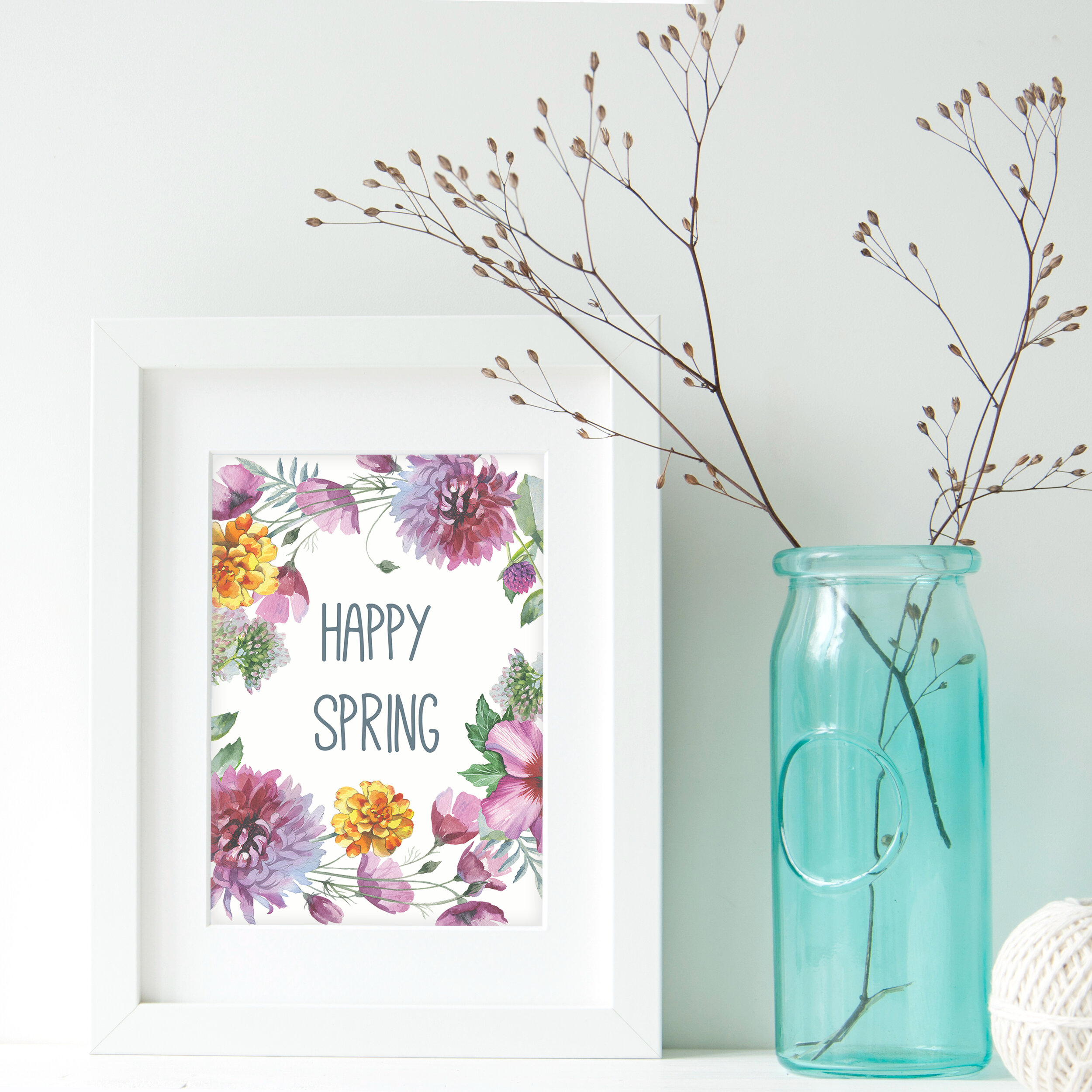 Download this Spring art FREE for a limited time!
