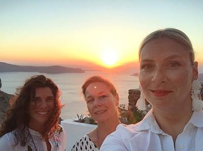 GREECE 2016 - FRIENDS