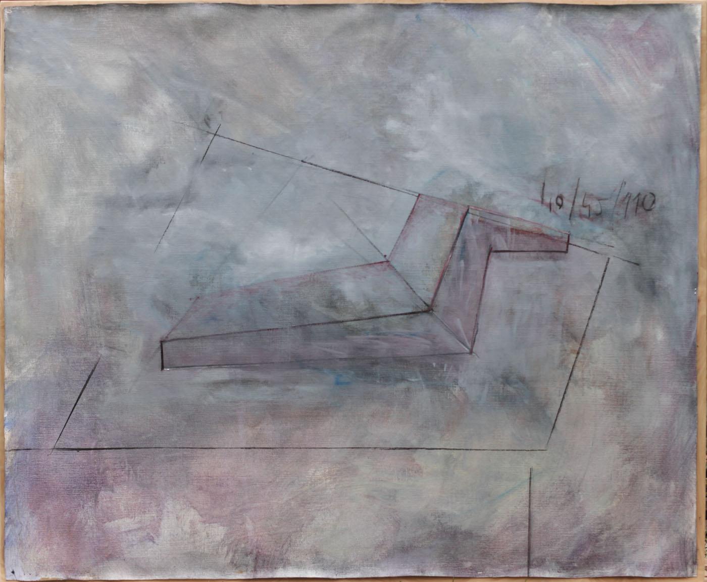 Chaise Longue 2012, 123x152cm, oil on canvas