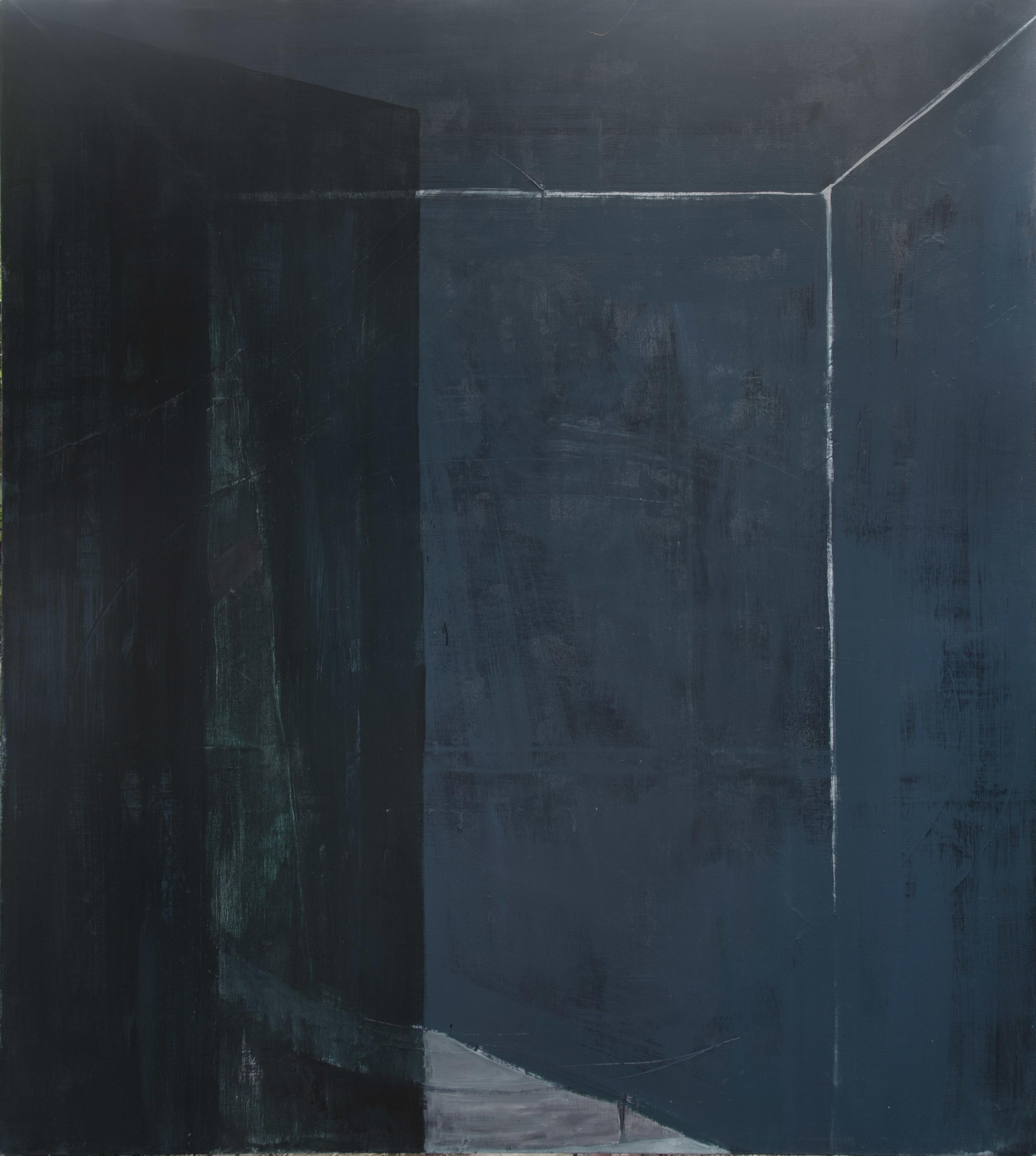 2015, 220x197cm, oil on canvas