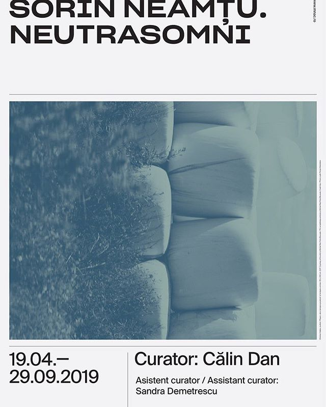 #neutrasomni #curatedby #calindan, my #soloshow #mnac #bucharest #opening #19april #19h #mnacbucharest