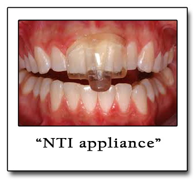 NTI for headaches